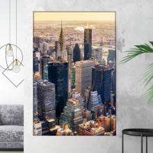 Tablou Canvas Cladiri in New York BCI30