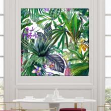 Tablou Canvas Decor Plante Verzi si Flori FRZ23