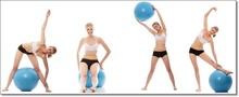 Tablou canvas exercitii Pilates 05