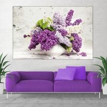Tablou Canvas Flori de Liliac FLC1
