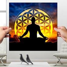 Tablou Meditatie Reiki