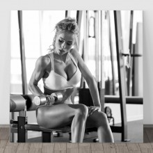 Tablou Model Fitness Feminin PFGT17