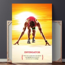 Tablou Motivational INVINGATOR OPO734