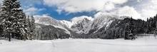 Tablou panoramic montan crb 04