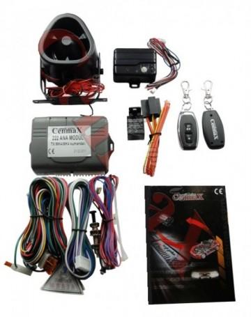Poze Alarma auto profesionala model CM222 Cenmax