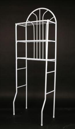 etajera metalica pentru baie