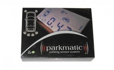 Senzor de parcare cu 4 senzori, avertizare acustica Model PRO2221