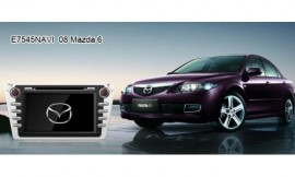 Poze Multimedia auto dedicata Mazda 6 E7545NAVI
