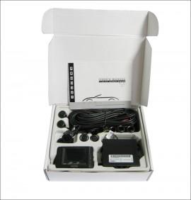 Senzor de parcare cu 4 senzori + Camera+ Monitor, avertizare acustica si vizuala cu Monitor TFT Model 9105