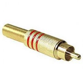Conector RCA tata, model RCA01