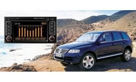 Poze Multimedia auto dedicata Volkswagen Touareg 2007-2010 E7534NAVI