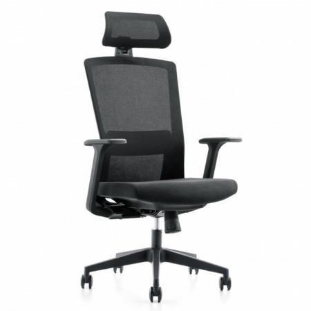 scaun Osaka H Mecanism cu blocare in 3 pozitii si ajustarea balansului in functie de greutatea utilizatorului.
