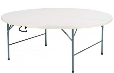 Masa Pliabila Rotunda dia 150 cm Model:3021 Plastic