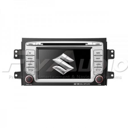 Poze Multimedia auto dedicata Suzuki SX4 E7557NAVI