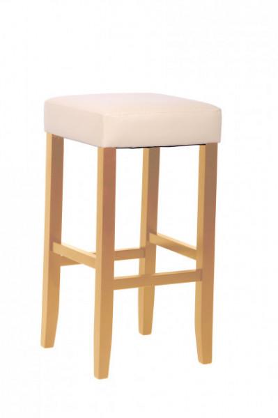 taburet bar lemn