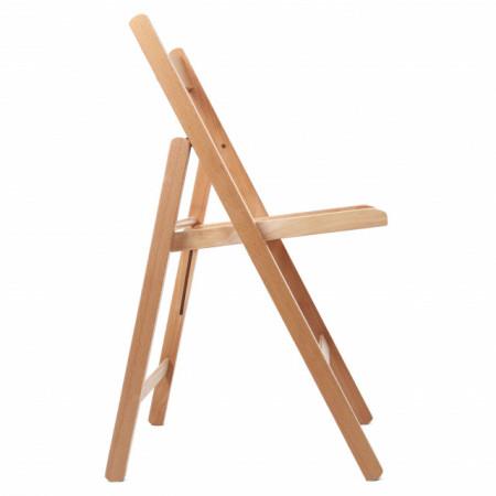 scaun pliabil lemn