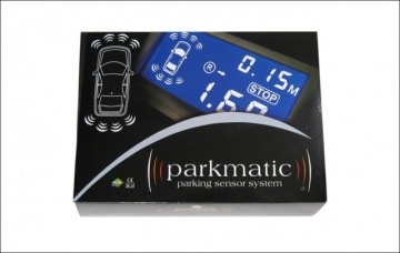 Senzor de parcare cu 8 senzori, pentru bara Fata & Spate Model 43218 PRO OES