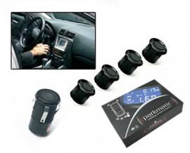 Poze Senzor de parcare cu 4 senzori + Camera, Model PM 9817