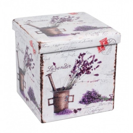 Taburete Design 38x38 Lavanda New Model: 104lavN