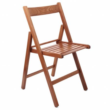 scaun lemn cires