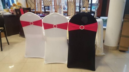Set x 4 buc Huse elastice din Lycra pentru scaune banchet