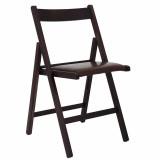 scaun pliabil wenge maro
