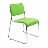 scaun vizitator verde