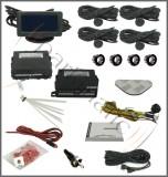 Senzor de parcare cu 8 senzori, pentru BARA FATA & SPATE Model 4305