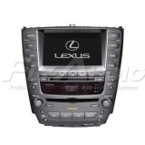 Multimedia auto dedicata Lexus IS250 09 EFA039NAVI-2