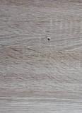 Birou cu dulap si 1sertar, 100x50x75cm, Model 6057, culoare Trufa