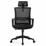 scaun de birou cu suport lombar