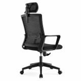 scaun de birou cu mecanism oscilant cu ajustare la balans