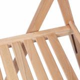 detaliu scaun lemn fag
