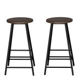 Set 2 scaune de bar Hogland