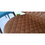scaun Cover Visitor eco piele maro