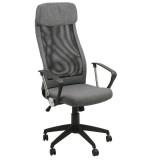 scaun de birou mesh gri