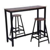 set scaune bar