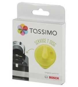 Disc decalcifiere Tassimo Service T Disc, yellow