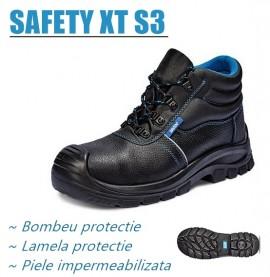 Bocanci Raven Safety XT S3 lucru si protectie PRO 2 LICHIDARE