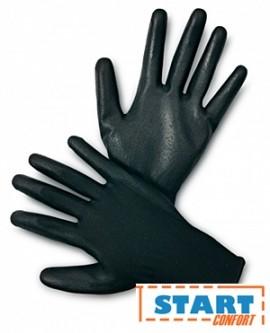 Manusi de protectie de precizie negre PRET 12