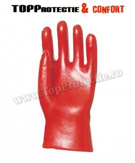Manusi protectie din bumbac imersate in PVC,rezistente la umiditate