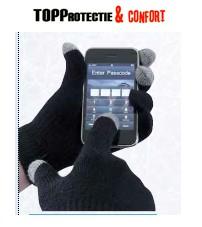 Manusi tricotate Touchscreen