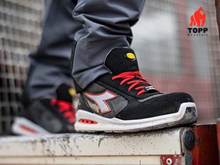 Pantofi de protectie DIADORA RUN NET S3