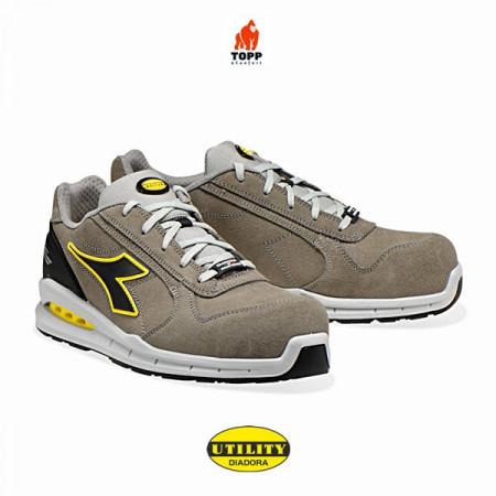 Pantofi de protectie Utility DIADORA RUN NET S3 gri