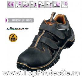 Pantofi piele protectie lucru Uvex Motion S1 - sandale