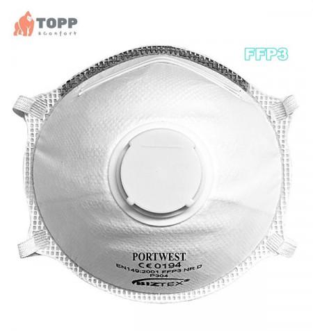 Semi-masca protectie cu supapa FFP3