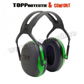 Antifoane externe 3M PELTOR  cu banda clasica pe cap