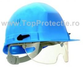 Casca protectie Visioceanic 1000 V - cu ochelari - LA COMANDA SPECIALA!