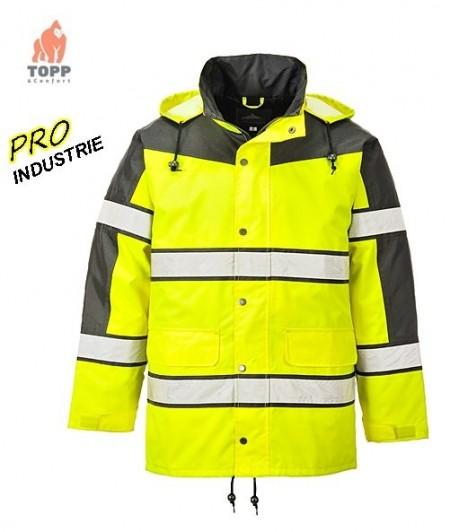 Geaca de iarna reflectorizanta Premium