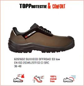 Pantofi de lucru Suxxeed Offroad cu bombeu compozit